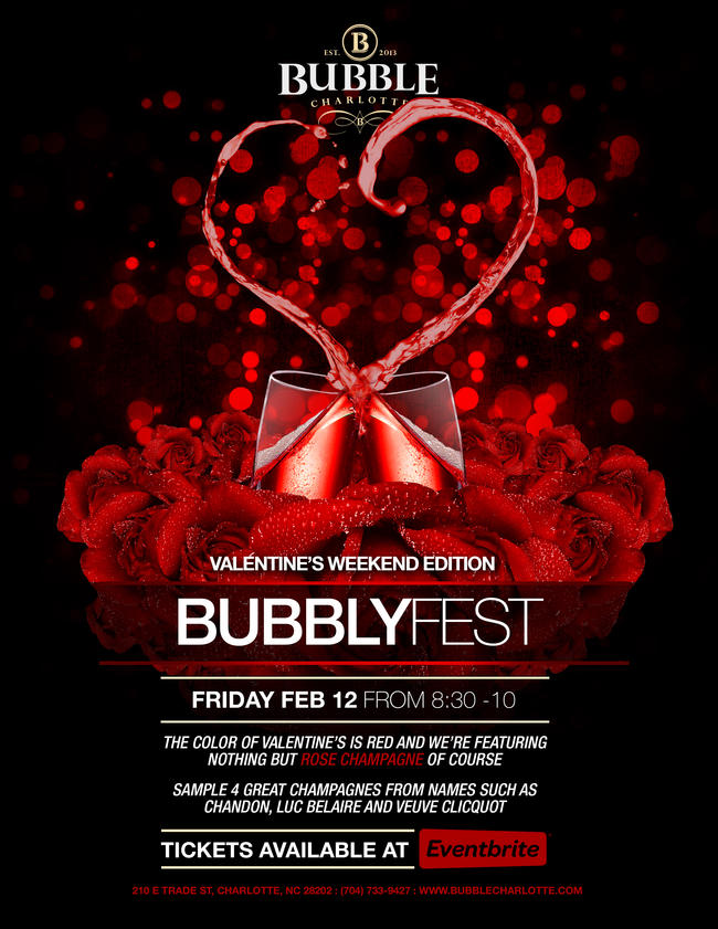Valentine's Weekend Edition of Bubblyfest