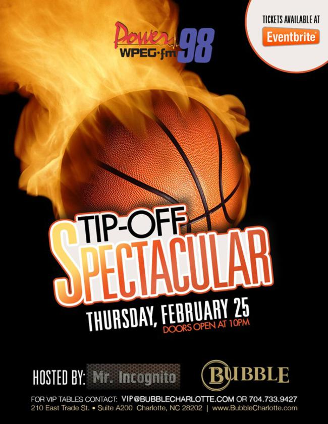 Tip-Off Spectacular Event