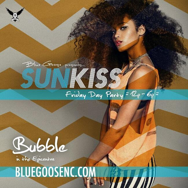 Blue Goose Presents Sunkiss